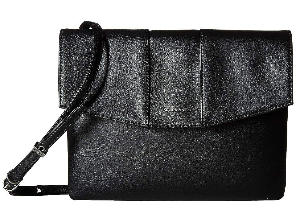 Matt & Nat Dwell Eeha (Black) Handbags