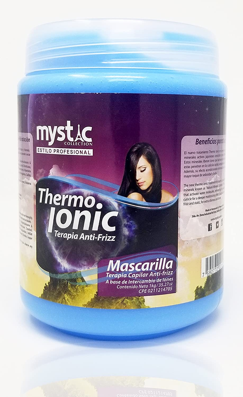 Thermo Group Mystic Ionic Capillary Treatment 全品送料無料 Frizz オンラインショッピング Anti