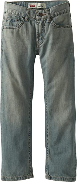 Levi's® Kids - 505™ Regular Fit Jean - Slim (Big Kids)