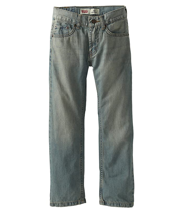 Levi S Reg Kids 505 Trade Regular Fit Jean Slim Big Kids