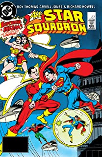 All-Star Squadron (1981-1987) #37