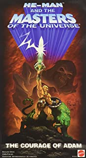 He-Man and the Masters of the Universe - The Courage of Adam