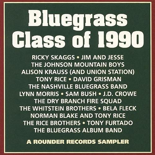 Amazon.com: Bluegrass Class of 1990: Various artists: MP3 ...