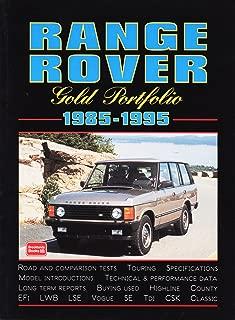Range Rover 1985-1995 -Gold Portfolio