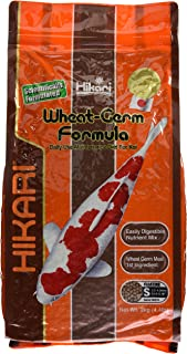 Hikari 4.4-Pound Wheat Germ Floating Pellets for Pets, Mini