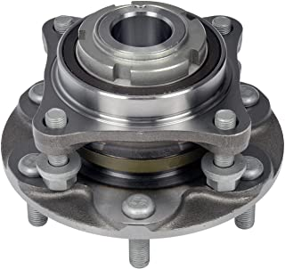 Dorman 950-004 Wheel Bearing and Hub Assembly for Select Toyota Models (OE FIX)