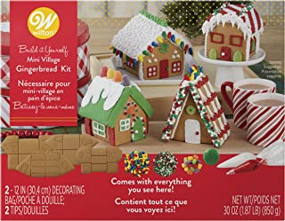 gingerbread house forms