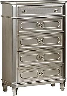 Standard Furniture Windsor Silver Drawer Chest,