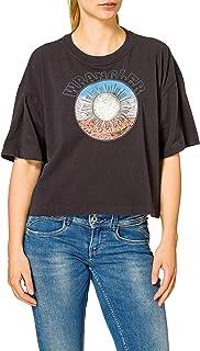 Wrangler Women's BOXY TEE T-Shirt