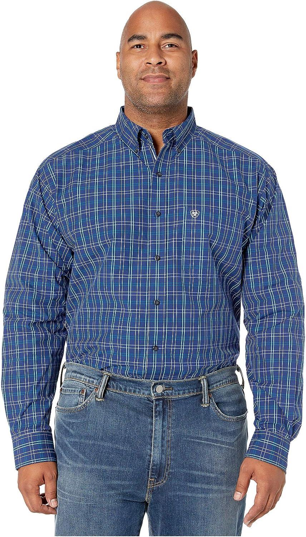 Ariat Big & Tall Roosevelt Shirt Multi XL Tall