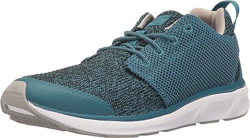 Roxy Wohommes Set Session Athletic chaussures chaussures Walking, Teal, 7 M US  livraison éclair