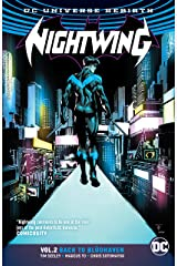 Nightwing (2016-) Vol. 2: Back to Bludhaven Kindle Edition