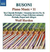Das Orgel-Büchlein, BV B 27: No. 5, Ich ruf zu dir, Herr (After J. S. Bach's BWV 639)