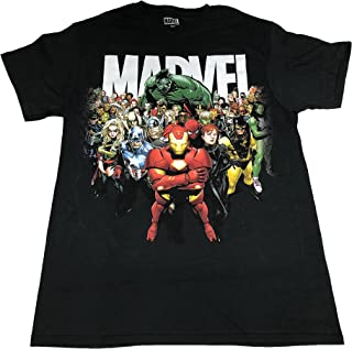 Marvel Universe Group Shot T Shirt