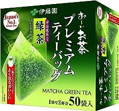 伊藤園 おーいお茶 プレミアムティーバッグ 宇治抹茶入り緑茶 1.8g ×50袋