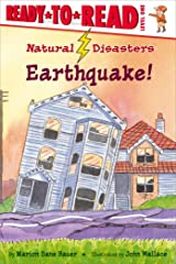 Earthquake!: Ready-to-Read Level 1 (Natural Disasters) Kindle Edition