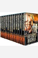 Shifters of Brigantia 12 Book Box Set Kindle Edition