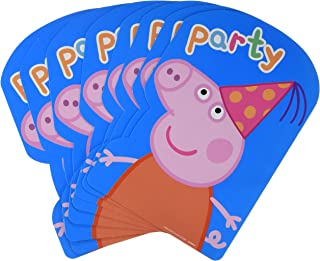 Postcard Invitations   Peppa Pig Collection   Party Accessory