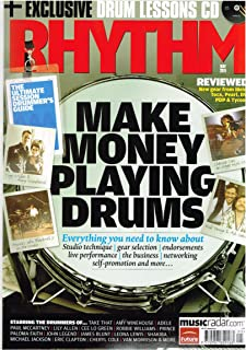 Rhythm Magazine (May 2011) Make Money Playing Drums / Clem Cattini / Billy Doherty