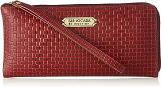 Isle Locada by Hidesign Women's Clutch (Red)