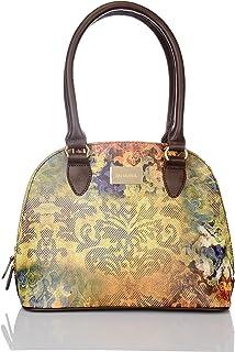 Satya Paul Women's Handbag (Multicolour)