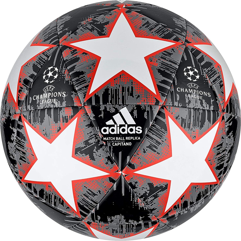Absay whisky mediodía  Amazon.com : Adidas Men's Finale 18 Capitano Football, mens, Football.,  CW4127, White/Black/Grey five, 3 (EU) : Sports & Outdoors