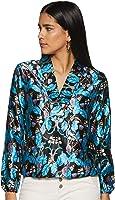 Krave Women's Floral Regular fit Shirt