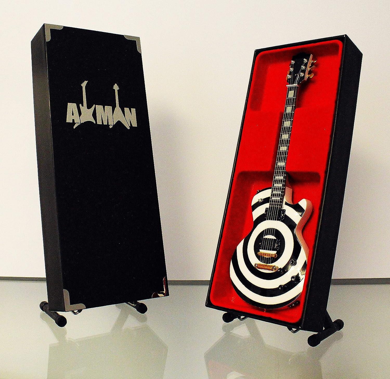 Zakk Wylde (Black Label Society) – The Grail: Guitarra réplica en miniatura