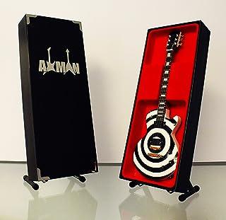 Zakk Wylde (Black Label Society) - De Graal: Gitaar Miniatuur Replica (VK Verkoper)
