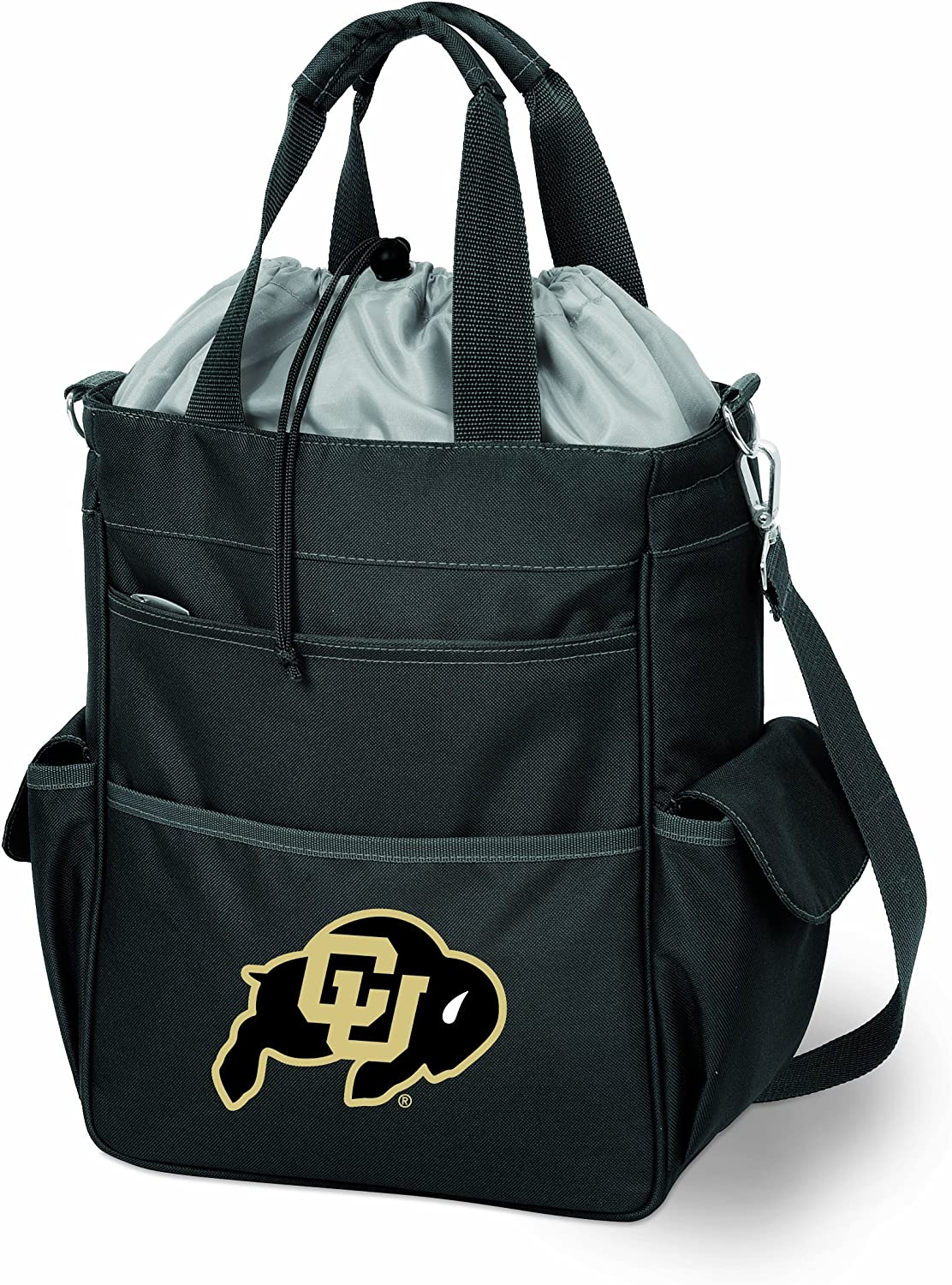 Picnic Time NCAA colorado golden Buffaloes Activo Tote