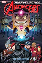 Marvel Action Avengers Vol. 3: The Fear Eaters (Marvel Action Avengers (2018-))