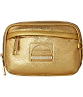 Marc Jacobs - Sport Leather Metallic Belt Bag