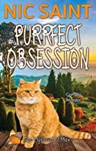Purrfect Obsession (The Mysteries of Max Book 10)
