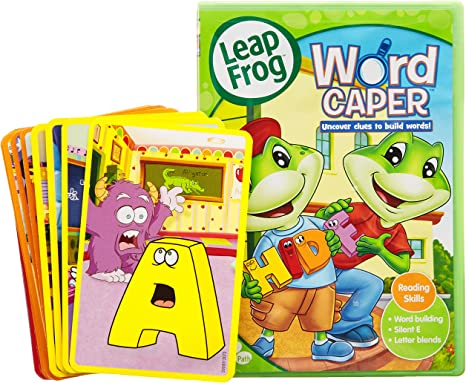Leap Frog: Word Caper [DVD] [Import]