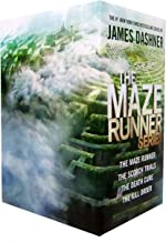 The Maze Runner Series Boxed Set (4-Book)