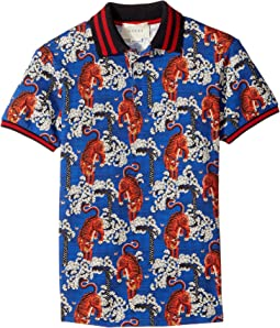Gucci Kids - Polo 475710X5U32 (Little Kids/Big Kids)