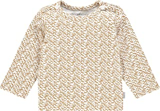 Noppies T-shirt uniseks niemowlęta U Tee slim ls Pasadena aop