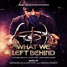Mccarthy, Dennis - What We Left Behind Soundtrack (2019) LEAK ALBUM