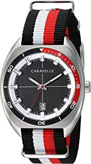 Caravelle by Bulova Dress Watch (Model: 43B168)