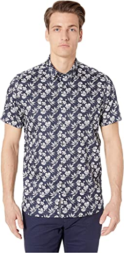 Koalr Short Sleeve Statement Print Shirt
