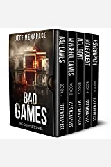 Bad Games: The Complete Series (Books 1-5) Kindle Edition