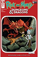 Rick and Morty vs. Dungeons & Dragons #1: Director's Cut Kindle Edition