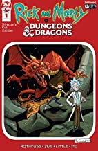 Rick and Morty vs. Dungeons & Dragons #1: Director's Cut