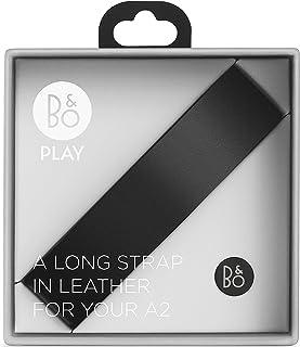 Bang & Olufsen レザーストラップ ロング Beoplay A2用 アクセサリー ブラック 【国内正規品】