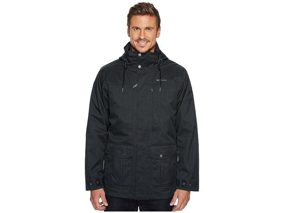 Columbia Horizons Pinetm Interchange Jacket (Black) Men