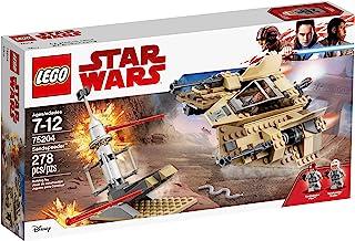 LEGO Star Wars Sandspeeder 75204 Building Kit (278 Piece)