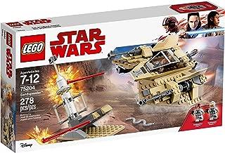 Best star wars sandspeeder lego Reviews