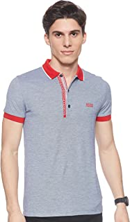Hugo Boss Mens Paule 4 Polo