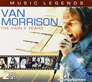 Music Legends: Van Morrison the Early Years