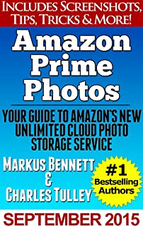 Amazon Prime Photos: Your Guide to Amazon's New UNLIMITED Cloud Photo Storage Service